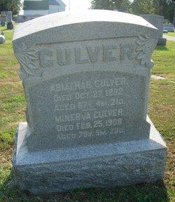 Minerva <I>Hoffman</I> Culver