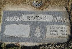 Leland Harold Boyatt