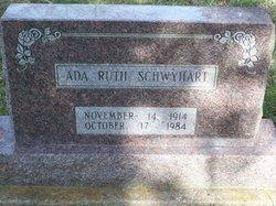 Ada Ruth Schwyhart