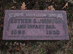 Esther S. <I>Johnson</I> Johnson