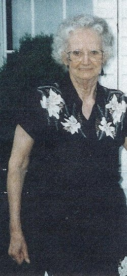 "Arlene Mae ""Sis"" <I>Kuehner</I> Johnston"