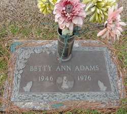 Betty Ann Adams
