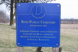 Rose Public Cemetery