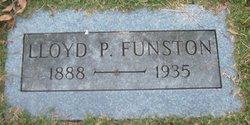 Lloyd P Funston