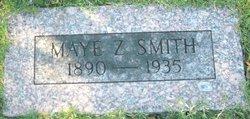 Maye Z Smith