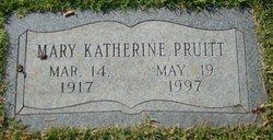 Mary Katherine Pruitt