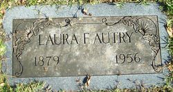 Laura Frances <I>Damron</I> Autry