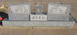 Ernest A Reed