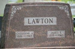 James E Lawton