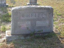 Lilla E. <I>Lee</I> Wheeler
