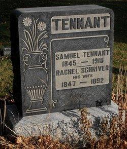 Rachel <I>Schriver</I> Tennant