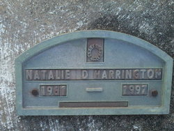 Natalie D Harrington