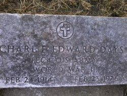 Charlie Edward Days