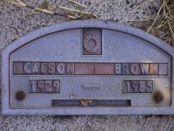 Caeson Brown
