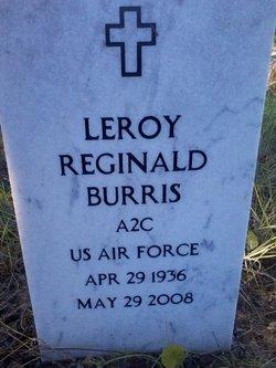 Leroy Reginald Burris