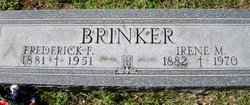 Irene Margaret <I>Gausepohl</I> Brinker