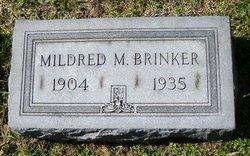 Mildred M Brinker