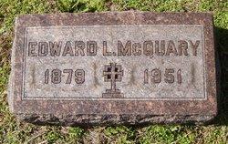 Edward L McQuary
