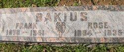 Frank Bakius