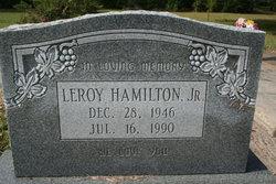 Leroy Hamilton, Jr