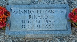 Amanda Elizabeth Rikard