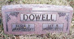 Elsie F. Dowell
