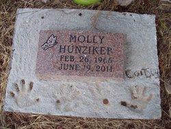 Molly Ann <I>Riley</I> Hunziker