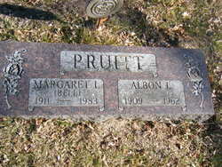 Margaret Luella <I>Violett</I> Pruitt