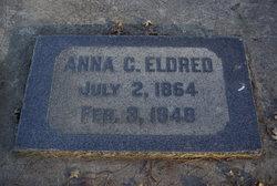 Anna E. <I>Chaffer</I> Eldred