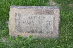 Mary Duce