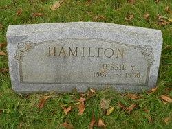 Jessie Y. Hamilton