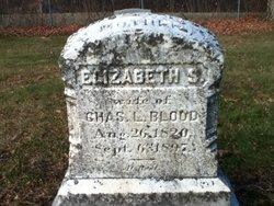 Elizabeth <I>Shattuck</I> Blood