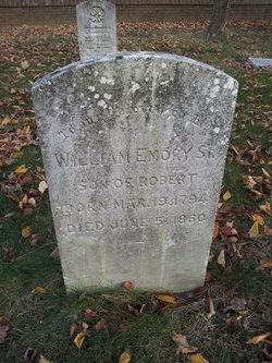 William Emory, Sr