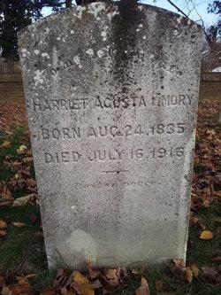 Harriet Acusta Emory
