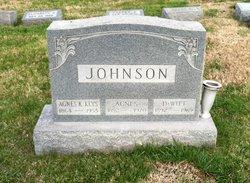 Agnes <I>Keys</I> Johnson