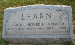Daisey Mable <I>Amond</I> Learn