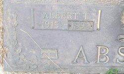 """Albert T. """"A.T."""" Abston"""