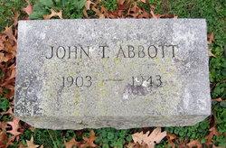 John T. Abbott