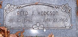 Reed James Hodgson