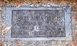 James Alma O'Brien