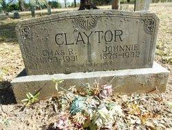 Johnnie <I>Talkington</I> Claytor