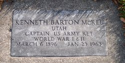 Kenneth Barton McKee