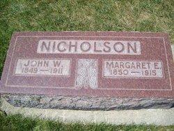 Margaret J Nicholson