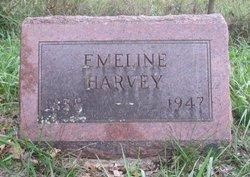 Emeline <I>Moreland</I> Harvey