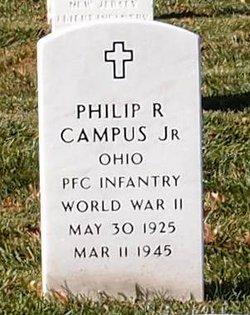 PFC Philip R Campus, Jr