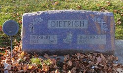 Norbert Edward Dietrich