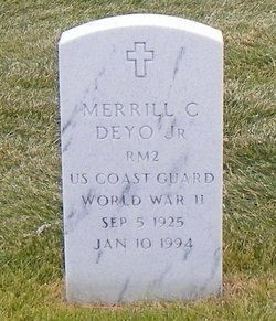 Merrill Casper Deyo, Jr