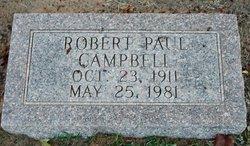 Robert Paul Campbell