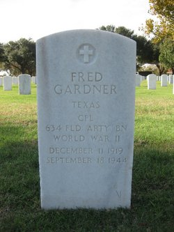 Fred Gardner