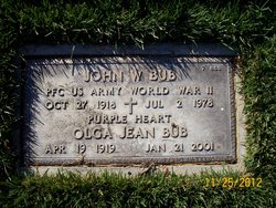 John Woodrow Bub